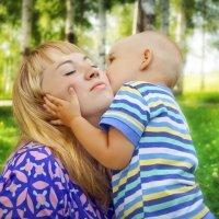 Любовь к маме :: Olga Rosenberg
