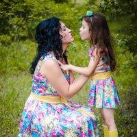 Соня и мама :: Ольга Кошевая