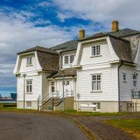 Iceland 07-2016 Peйкьявик-дом Хевди :: Arturs Ancans