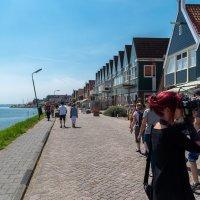 Набережная Волендама, Северная Голландия :: Witalij Loewin