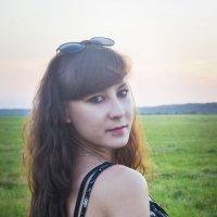 На закате :: Каролина Савельева