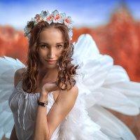 Ангел с часами :: Сергей