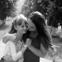 сестры :: Светлана Деева