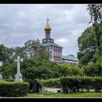 Новодевичий монастырь. Москва :: Игорь Волков
