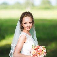 Портрет невесты :: Алена Шпинатова