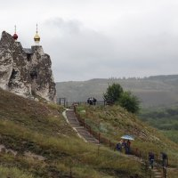 Костомаровский Спасский монастырь 23 07 16 :: Юрий Клишин