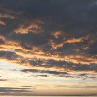 небо в закате :: ОЛЕГ Корроль