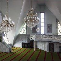 Мечеть Тюльпан :: Алексей Патлах