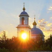 Церковь Троицы Живоначальной в с.Крутченская Байгора :: Евгений Бичёв
