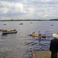 На воде :: Анатолий Смирнов