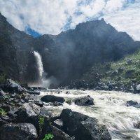 Водопад Куркуре :: Егор Балясов