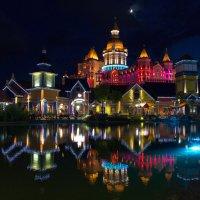 Ночь в сказке :: Сергей Острецов