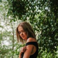 Девушка :: Анастасия Степанова
