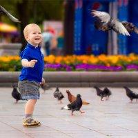 детская радость! :: Наталья Чевозерова