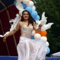 Восточный танец :: Ольга