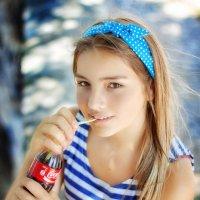 Кока-кола,лето,жара... :: Александр и Лариса Коноплины