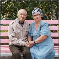 Любовь не стареет... :: Сергей Фельдман