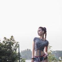 Диана и её Баги :: Анастасия Кисель