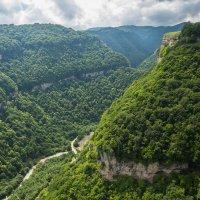 Тызылское ущелье, КБР :: Макс Сологуб