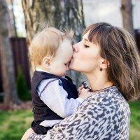 Мама и сын :: Анна Ильницкая