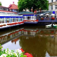 Люнебург (серия) Три лодки :: Nina Yudicheva