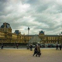 Париж. Лувр. :: Евгения Кирильченко