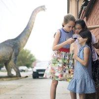 Ок, Гугл! Как приручить динозавра? :: Сахаб Шамилов