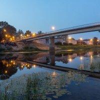 Красный мост. Романтика. :: Татьяна Копосова