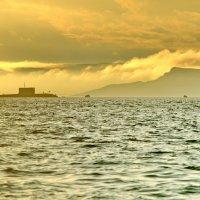 лодка и подлодка :: Ingwar