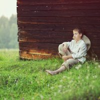 "Часть II ""Стёпка"" :: Ксения Старикова"