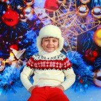 новогодние брызги :: Салима Боташева