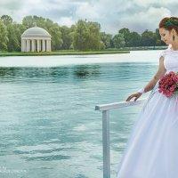 Очаровательная невеста Виталина :: Наталья Верхоломова