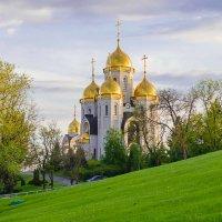 Храм на Мамаевом кургане :: Андрей Щетинин