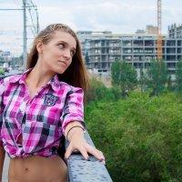 На мосту :: Екатерина Кузнецова