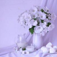Свежесть белой хатьмы. :: alfina