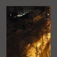 зимняя ночь :: павел бритшев