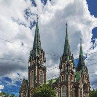 Церковь Св. Ольги и Елизаветы.г. Львов :: Mihail Mihaylov