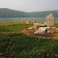Как-будто каменный цветок... :: Александр Попов