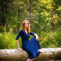 Лесная фея :: Лариса Сливина