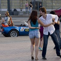 Уличные танцы :: Светлана marokkanka