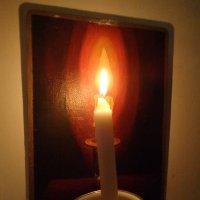 Астральное сияние свечи... :: Алекс Аро Аро