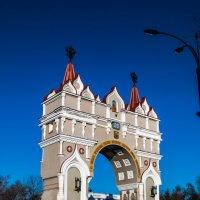 Триумфальная арка :: Алексей Левченко
