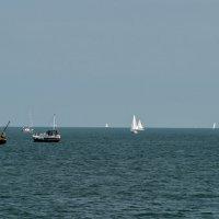 Северное море и яхты :: Witalij Loewin