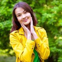 милая улыбка :: Svetlana SSD Zhelezkina