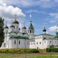 Муром. Спасо-Преображенский мужской монастырь. :: Дмитрий Сиялов