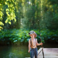 Рыбачок :: Катерина М