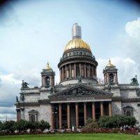 Исаакиевский собор. :: Larisa Ereshchenko