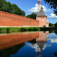 Зеркальное отражение :: Милешкин Владимир Алексеевич