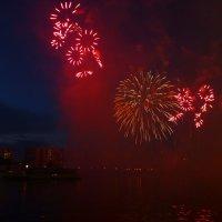 2 ой Фестиваль фейерверков. :: Alexey YakovLev