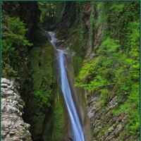 "водопад ""Чудо-красотка"". :: Андрей Янтарёв"